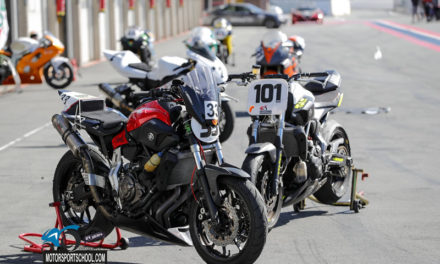 MOTOSPORTSCHOOL NEWS UPDATE CORONA